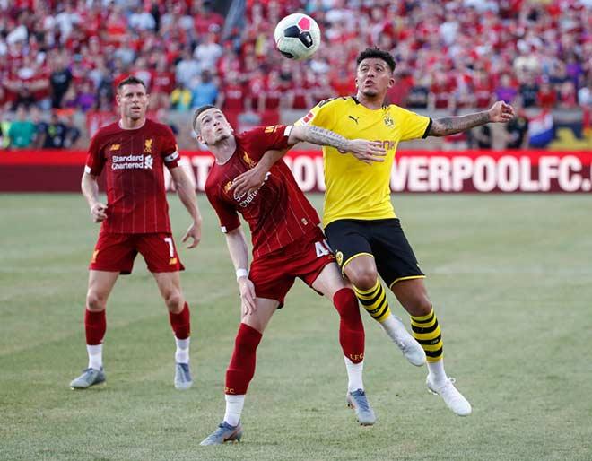 MU gặp biến chuyển nhượng: Sancho có thể về Liverpool, đâu là sự thật? 2