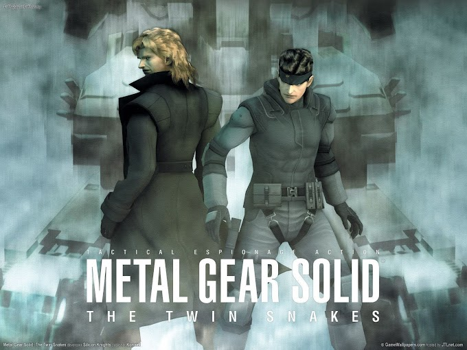 Metal Gear Solid: The Twin Snakes GCN ISO (US)