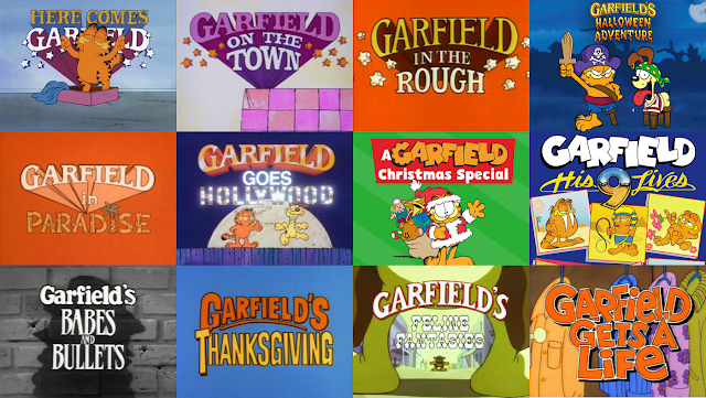 12 Garfield TV Specials Are Now Available On Tubi!