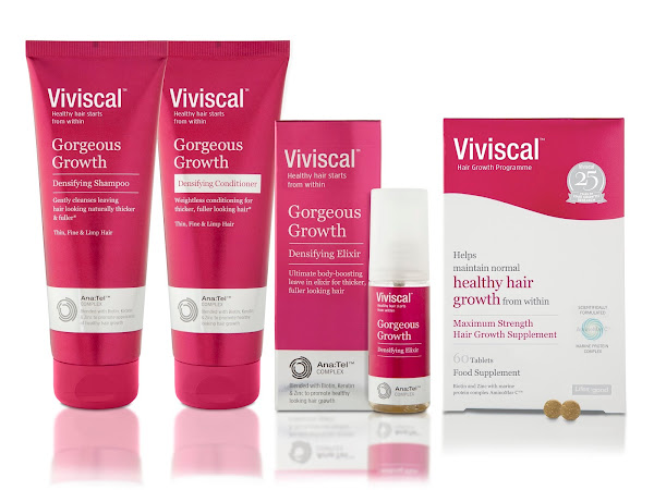 Viviscal Gorgeous Growth