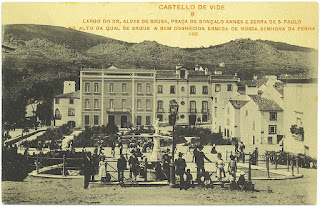 OLD PHOTOS / Fonte do Montorinho, Castelo de Vide, Portugal