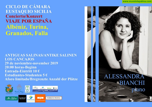 "SALINAS: ""Viaje por España"""