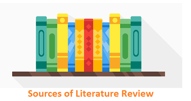 sources-of-literature-review