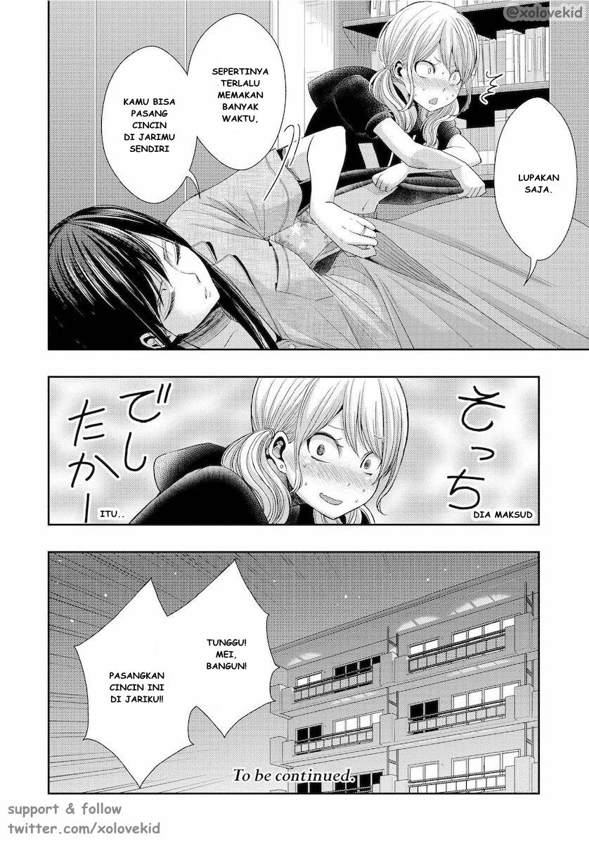Baca Manga Citrus Chapter 25 Bahasa Indonesia