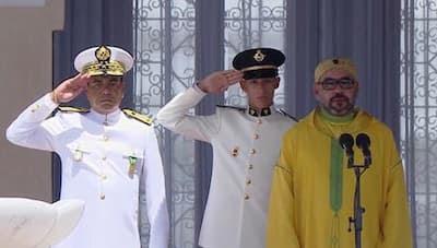 القائد الأعلى الملك محمد السادس يوجه أمره اليومي للقوات المسلحة الملكية بمناسبة الذكرى 65لتاسيسها