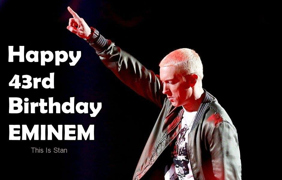 Eminem's Birthday Wishes pics free download