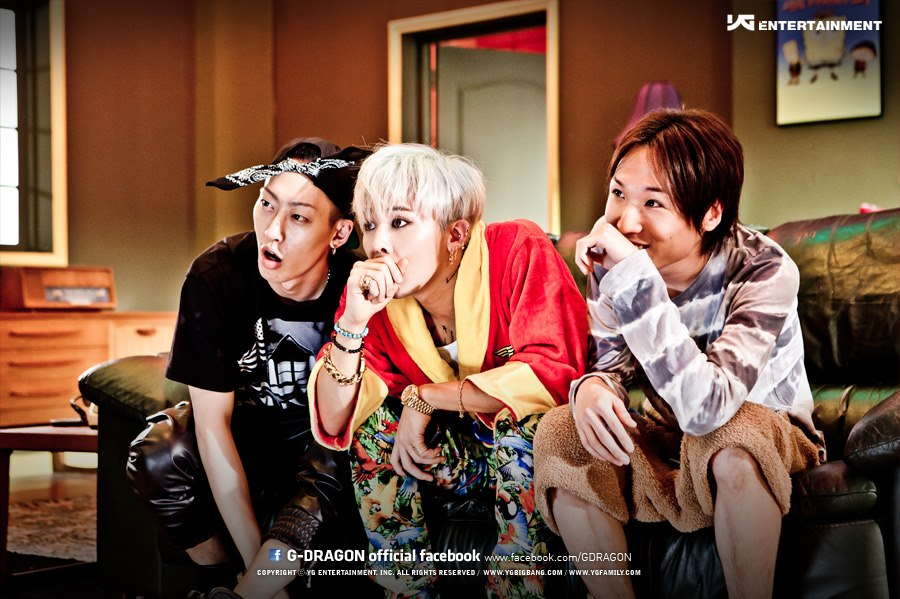 7552387e85 Oddness Weirdness  G-Dragon s Madcap