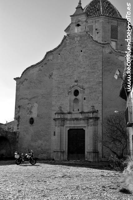 Ermita de San Marcos, Olocau del Rey