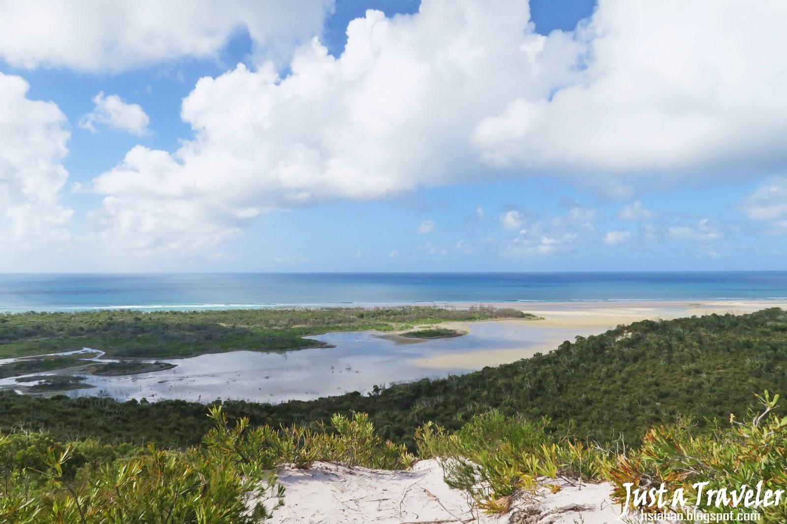 布里斯本外島 澳洲必玩:摩頓島 Moreton Island 交通,住宿,景點,活動全攻略!