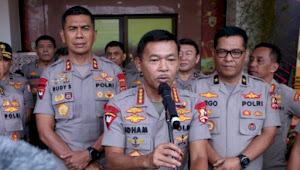 Kapolri Jenderal Idham Azis Mutasi Besar-besaran 229 Pamen dan Pati Polri