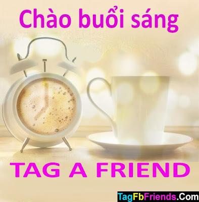 Good morning in Vietnamese language