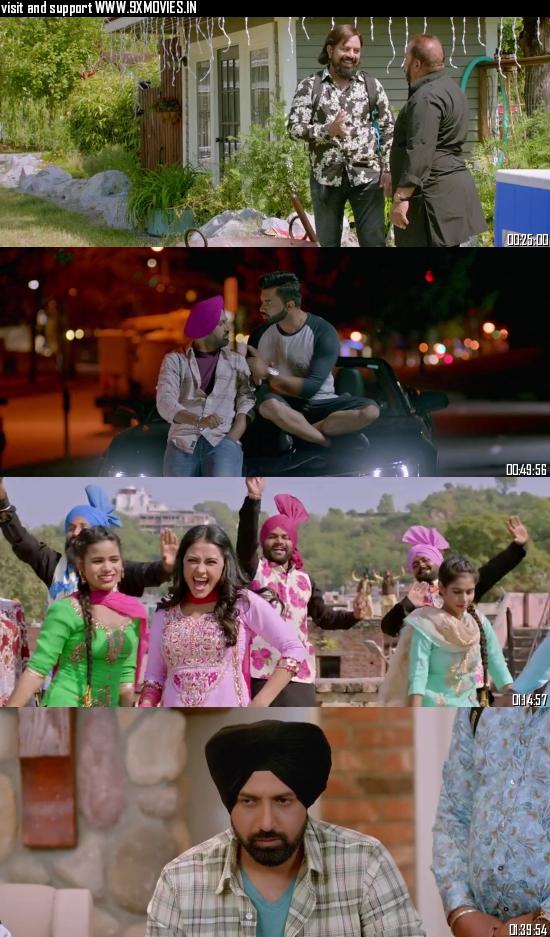 Manje Bistre 2 (2019) Punjabi 720p HDRip 950mb