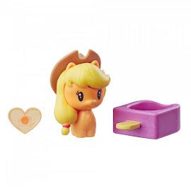 My Little Pony Blind Bags Beach Day Applejack Pony Cutie Mark Crew Figure