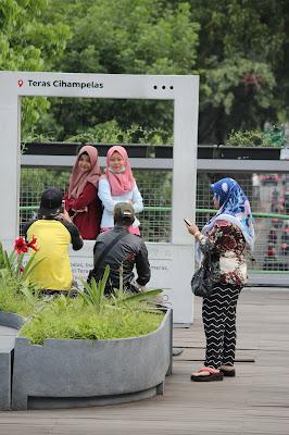 Jadi Baru Kebumen 2018 Tour To Bandung, Best Momen- foto terbaik di teras cihampelas bandung 5
