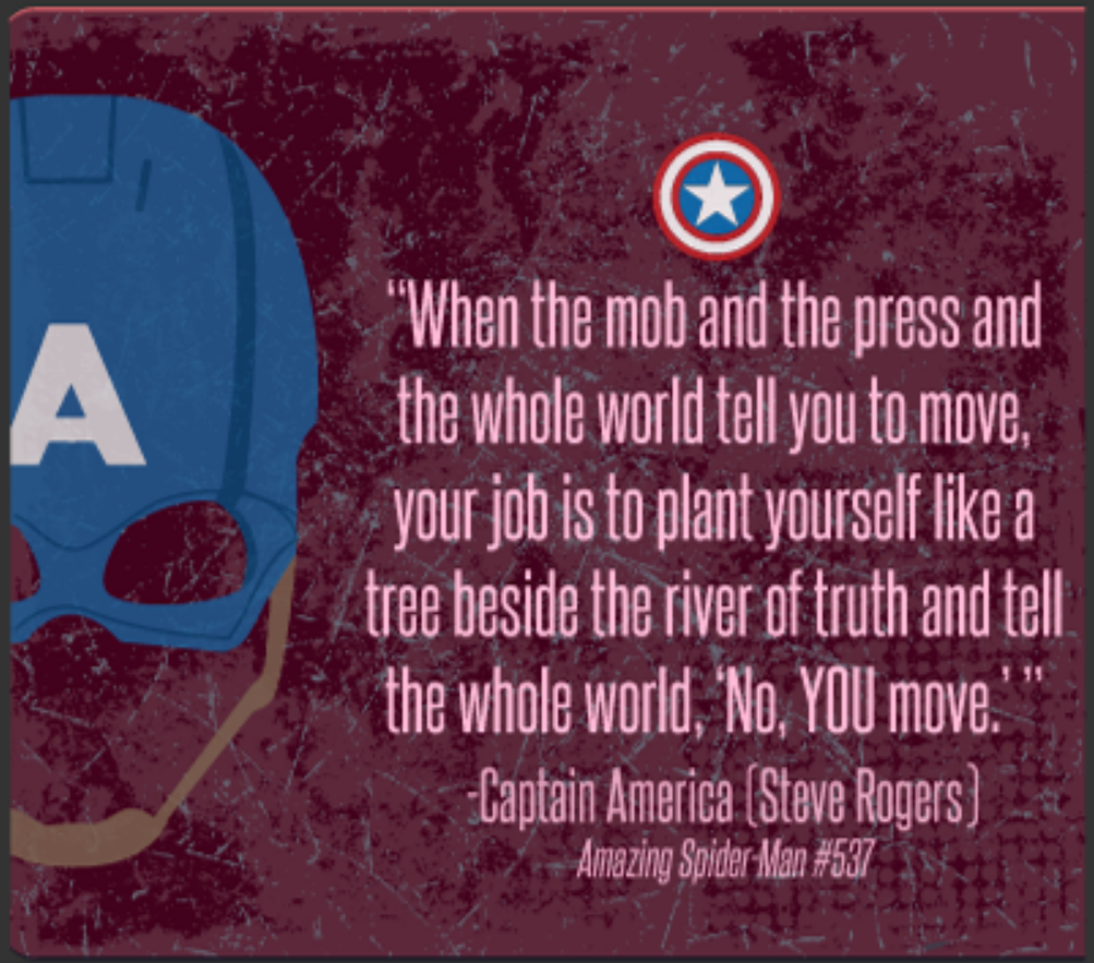 Avengers Inspirational Quotes. - Oh My Fiesta! for Geeks