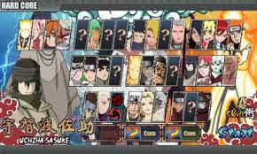 Naruto Shippuden Senki Boruto Mod Apk