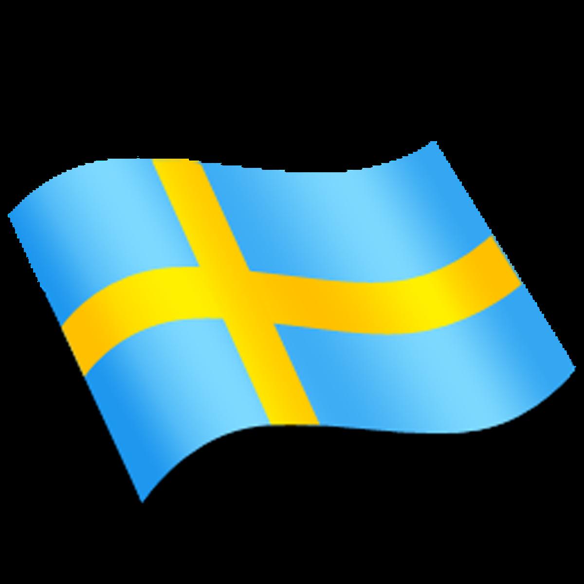 Free Animated Desktop Wallpaper For Windows 8 Graafix Wallpapers Flag Of Sweden