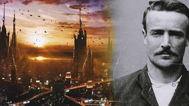 Paul Dienach, Viajante do Tempo, Crônicas do Futuro: A Surpreendente História de Paul Amadeus Dienach, Profecias para o Futuro, Viagem no Tempo