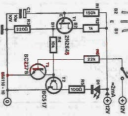Circuit Diagram and Electronic Circuits Projects: LED Driver