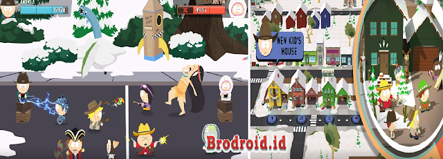 Download South Park Phone Destroyer Mod Apk Terbaru