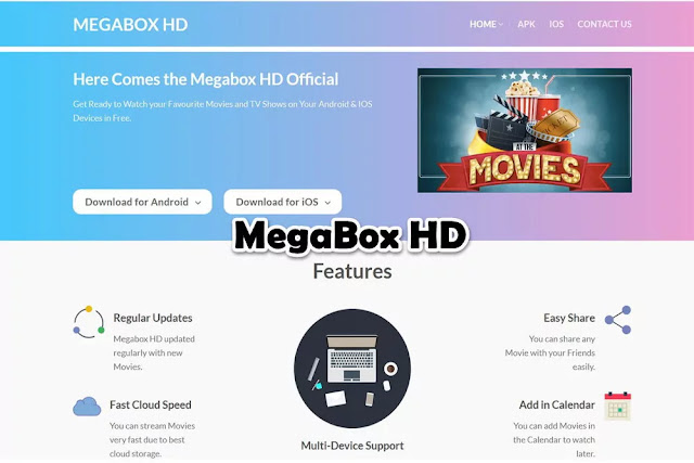 MegaBox HD : Free Movie Streaming Sites No Sign Up