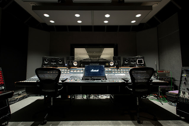Marshall Opens Their First Recording Studio