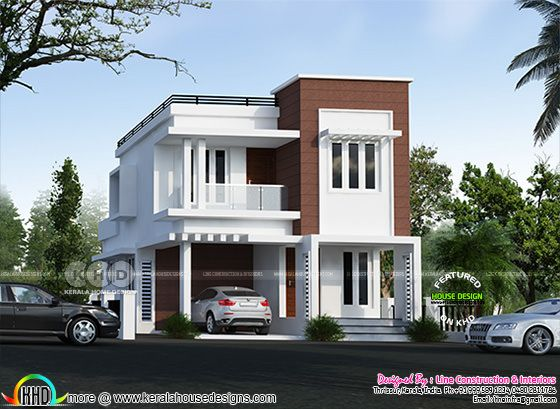 3 bedroom cute contemporary budget friendly house