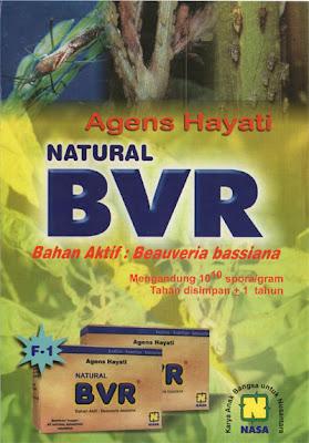 """""""natural bvr pengendali hama organik natural nusantara distributor resmi nasa"""""""