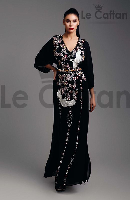 ... sélection de caftan marocain moderne de la dernière tendances en mode  caftan féminine 2019-2020. Le caftan de vos rêves vous attend en un clic  dans la ... 6343fe5fc07