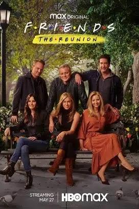 فيلم Friends: The Reunion 2021 مترجم اون لاين