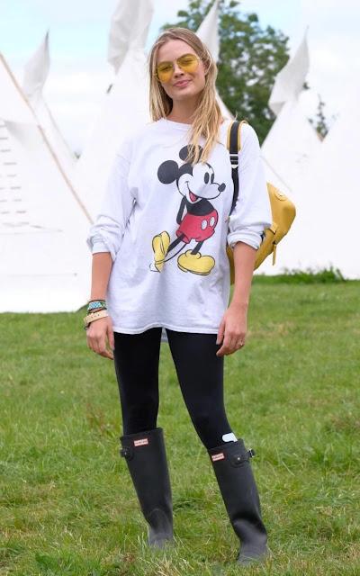 Glastonbury Festival Style 2017: Margot Robbie, Victoria Beckham and Sienna Miller lead the best dressed
