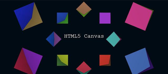 Tutorial sederhana menggunakan HTM5 Canvas (untuk pemula)