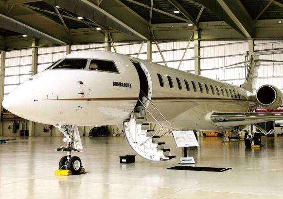 Bombardier Global 7500 specs