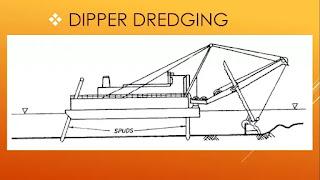 diper dredging equipment