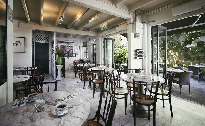 Mews Cafe Top Best 5 Restaurants In George Town, Penang