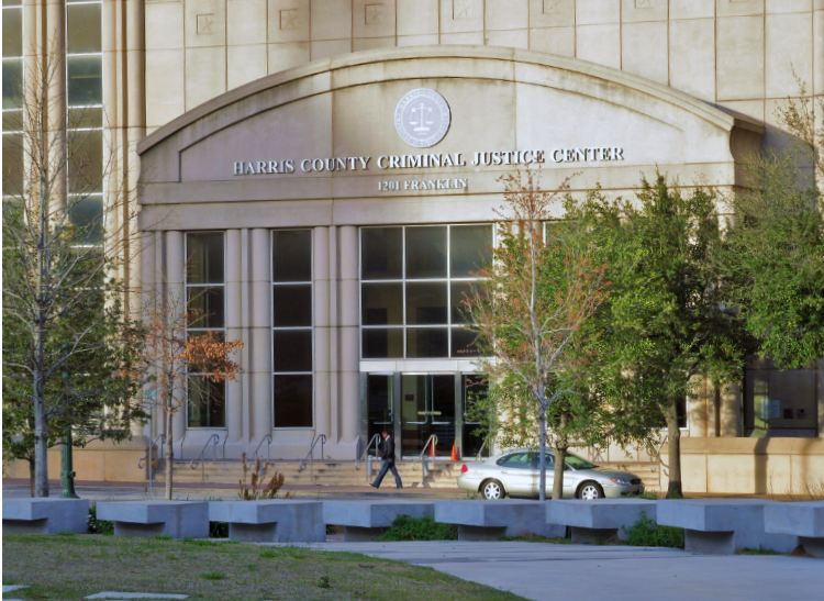 Harris County Criminal Justice Center Building (photos and ...