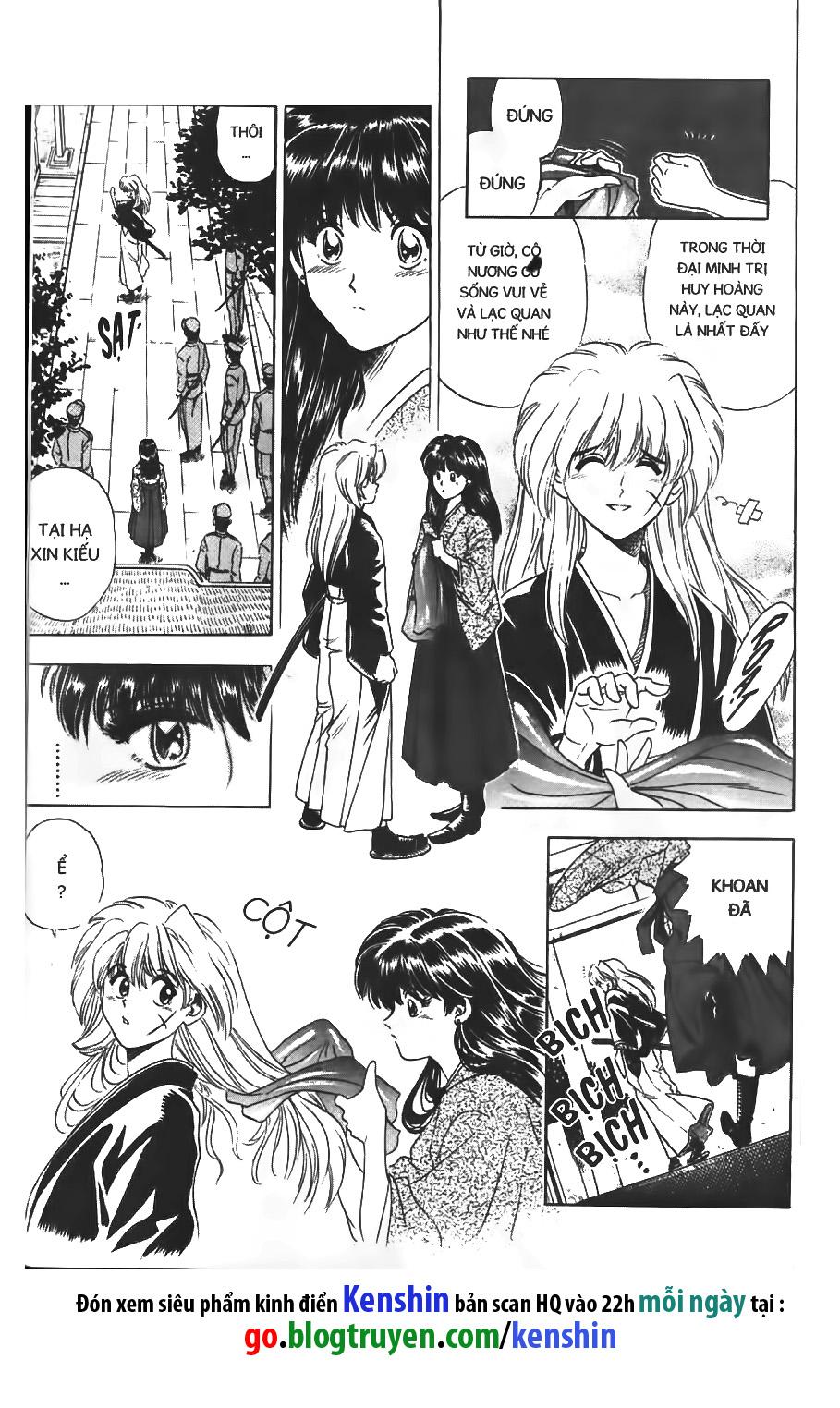 Rurouni Kenshin chap 6.5 trang 29