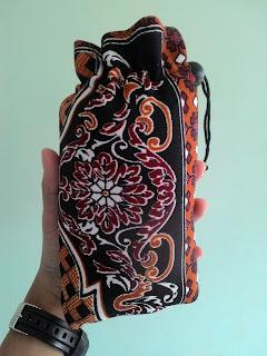 souvenir sajadah batik souvenir sajadah saku-085227655050