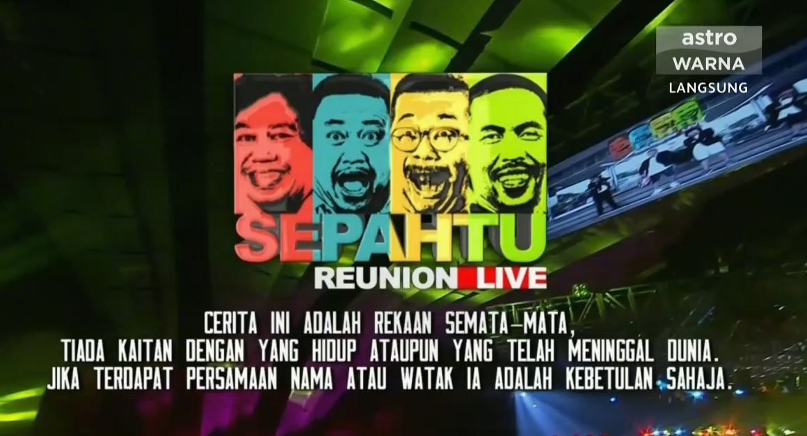 Sepahtu Reunion Live 2020 Part 2 Episod Terbaru