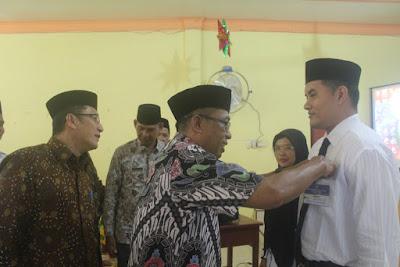 Kakankemenag Tanjungbalai Kukuhkan FKKMA