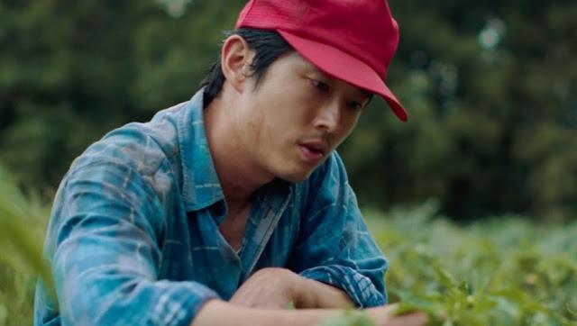 Steven Yeun | Lee Isaac Chung's Minari A24