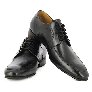 Alberto Torresi  Black Formal Shoes