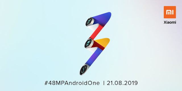 Xiaomi to launch Mi A3 Android One smartphone on August 21