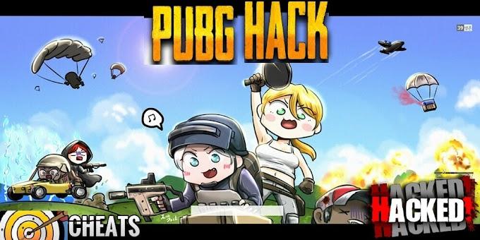 PUBG Mobile hacks Cheat Codes, PUBG Wallhack Aimbot [Proved 2021]