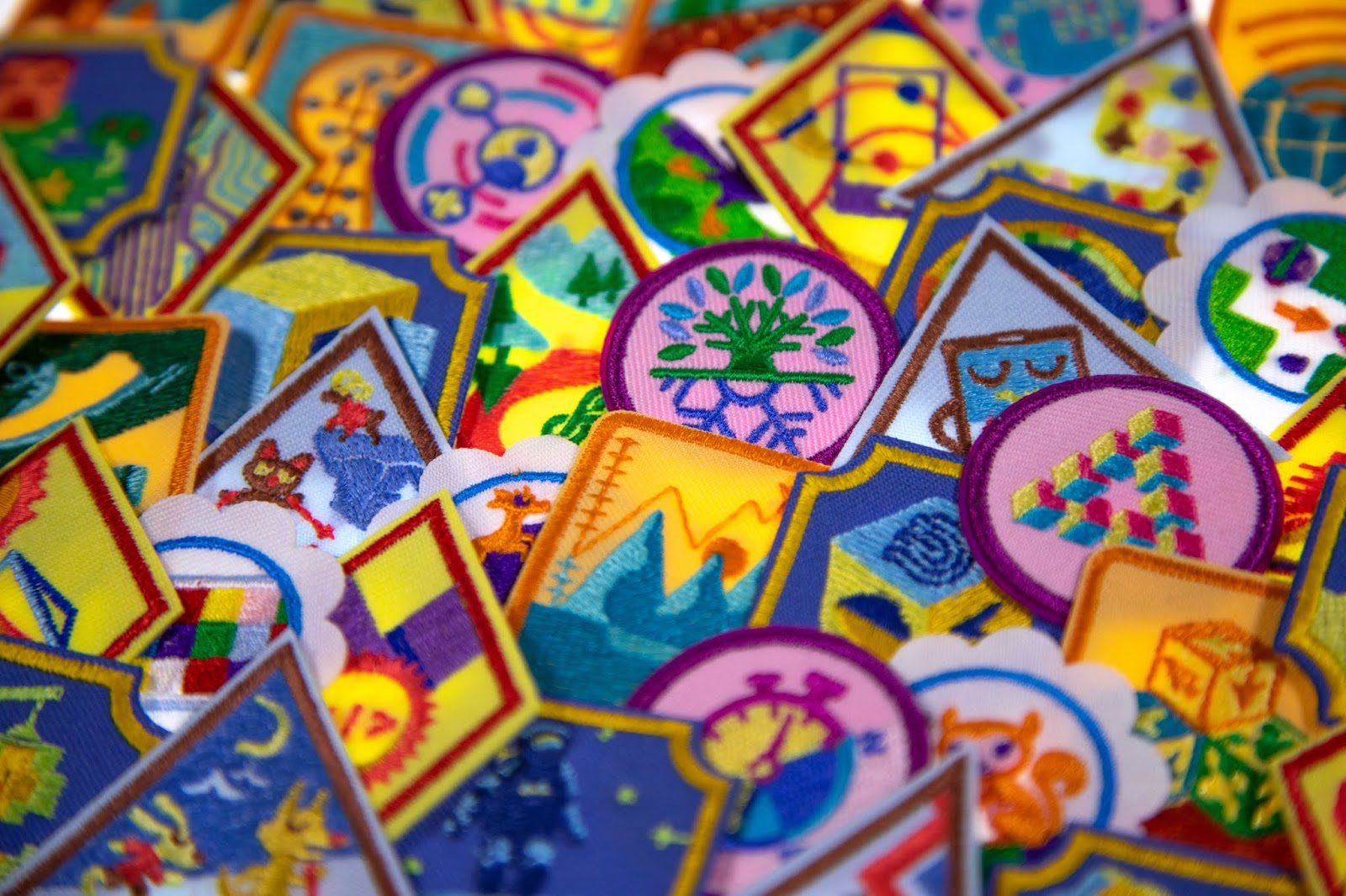 Big News 42 New Girl Scout Badges To Change The World