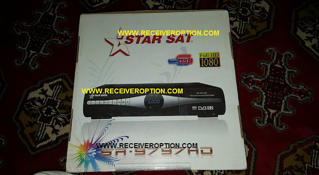 STAR SAT SR-9797HD RECEIVER POWERVU KEY SOFTWARE