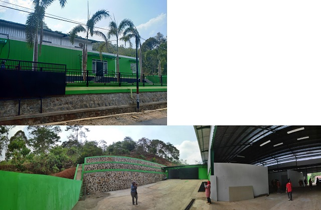 Pabrik Risin Dompet Dhuafa Subang