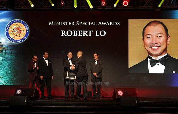 Minister Special Awards Sabah Tourism