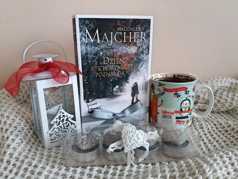 """Prawo do szczęścia: """"Dzień, w którym cię poznałam"""" - Magdalena Majcher"""