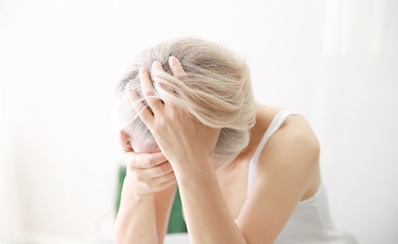 How Can Stress Impact Your Hair and Skin?